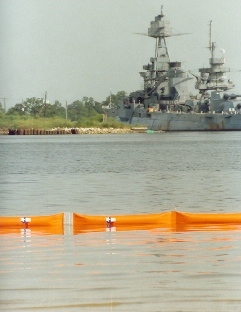 Battleship - Texas Boom Foam Filled Containment Boom