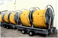 Inflatable Containment Boom