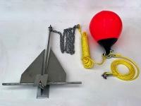 Pyramid Mooring Anchor - Texas Boom Company