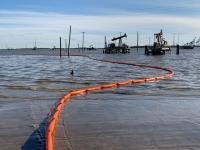 Foam Filled Oil Containment Boom