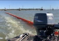 Floating Oil Spill Containment Boom
